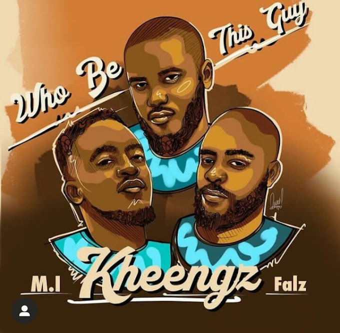 Video: Kheengz ft. M.I Abaga & Falz - Who Be This Guy