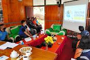 Sosialisasi dan Serah Terima Pengelolaan Website PPID Kecamatan Beduai