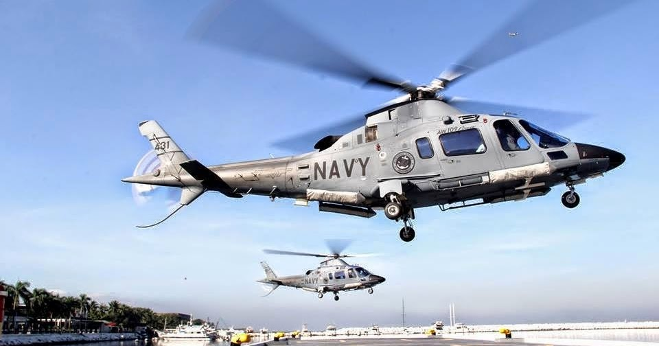 Asian Defence News: AW-109Es Extend Range, Reach of ...