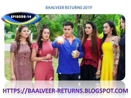 BAALVEER RETURNS EPISODE 14