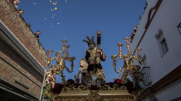 Misericordia de San Fernando prepara una exposición en el 25 aniversario de la restauración de su titular