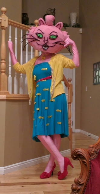 bojack horseman horse princess carolyn cat kitty cosplay costume