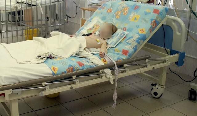 В Башкирии многодетная мать поила двухлетнего ребенка водкой считая, что лечит его