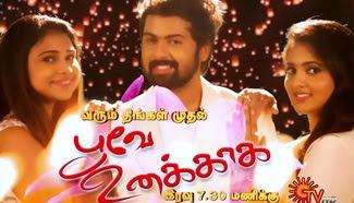 Poove Unakkaga 28-11-2020 Tamil Serial