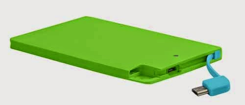 Power Bank Slim Woxter 2600, 4400 y 11000 mAh
