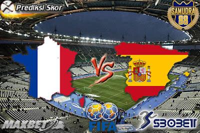 Prediksi Bola Prancis Vs Spanyol 29 Maret 2017