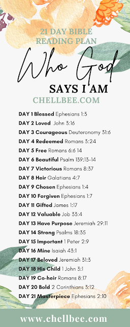 Bible Verse   Discover these verses for when you need a reminder of who you are. #bible #bibleverse #biblestudy