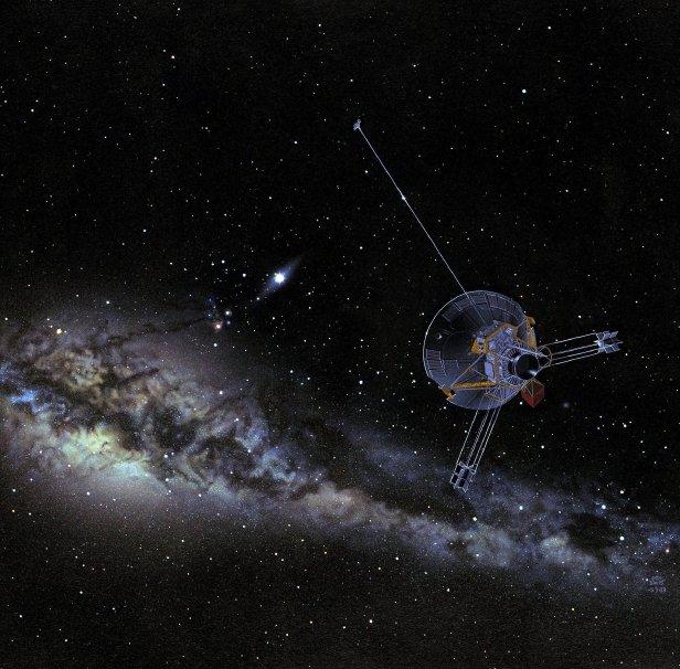 Pioneer 10 dan 11 (1972 - 2003)