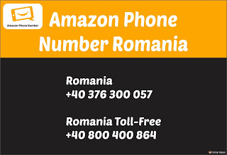 Amazon Phone Number Romania
