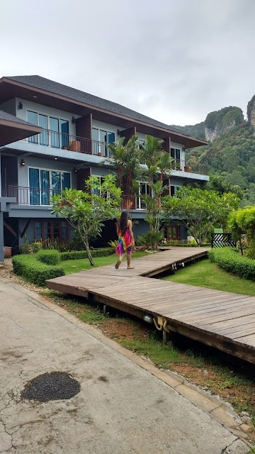 Railay Phutawan Resort, Krabi
