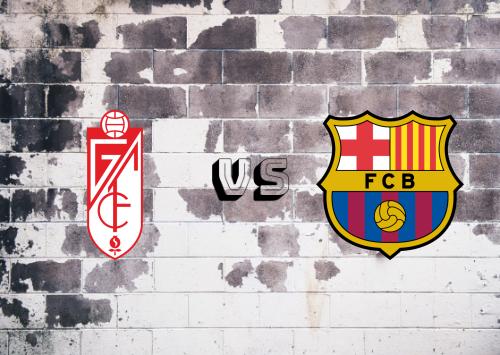 Granada vs Barcelona  Resumen y Partido Completo