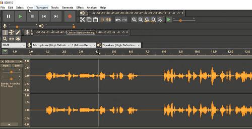 دورة شرح Audacity تعلم مونتاج الصوت شرح أهم أدوات وإعدادت أوداسيتي
