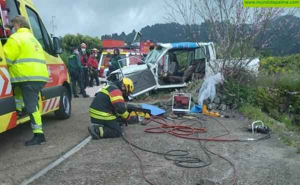 Dos heridos en un accidente ayer en Gallegos