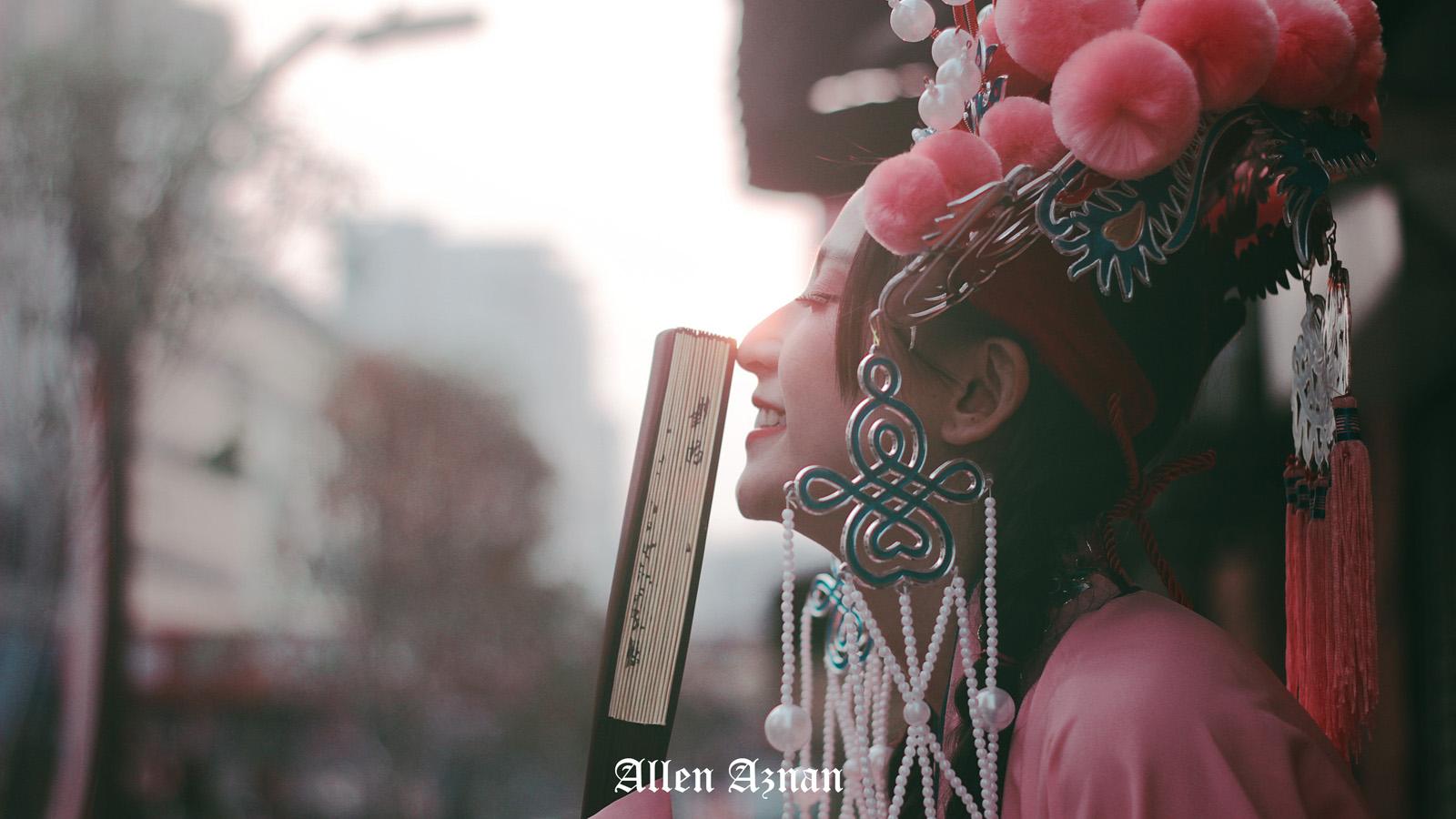 Agnes Lim | Peking Street Opera