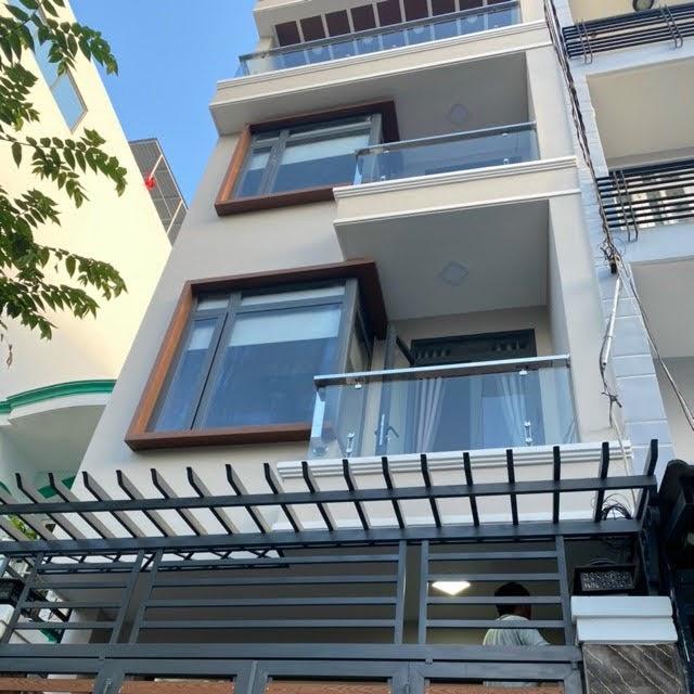 Bán nhà mặt tiền đường số Tân Quy: 4x19.5 trệt+2 lầu, ST