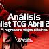 [Análisis] Banlist Abril 2017 TCG: el regreso de viejos clásicos