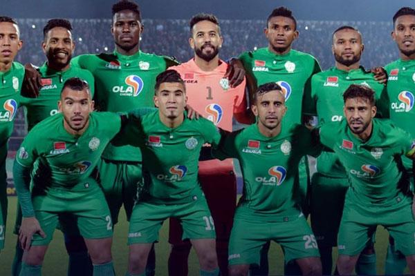 موعد مواجهة بيراميدز والرجاء الرياضي المغربي ضمن مواجهات بطولة الكونفدراليه الافريقيه