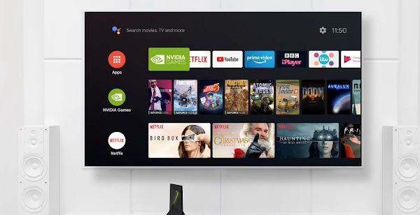 NVIDIA Shield TV receives Android 9.0 Pie update