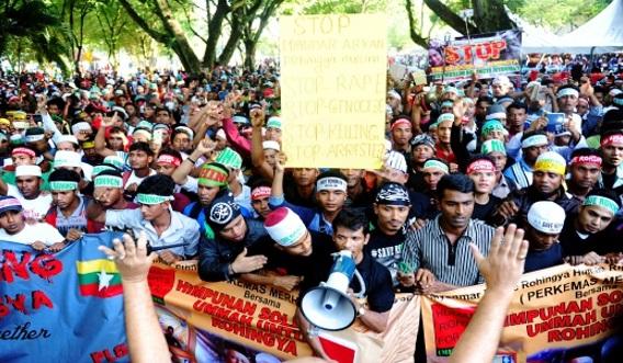 Tak Tahan Lagi ! Kerajaan Myanmar Buat Tindakan MENGEJUTKAN Lepas Najib Kecam Suu Kyi