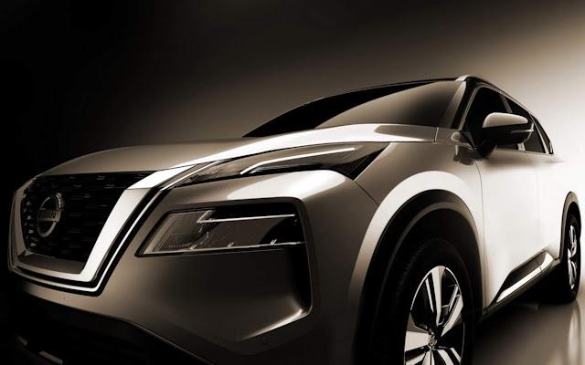 Nissan Rogue 2021 ganha facelift para enfrentar o Tiguan