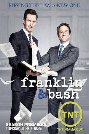 Franklin & Bash Season 4 English Download 480p All Episodes HDTV