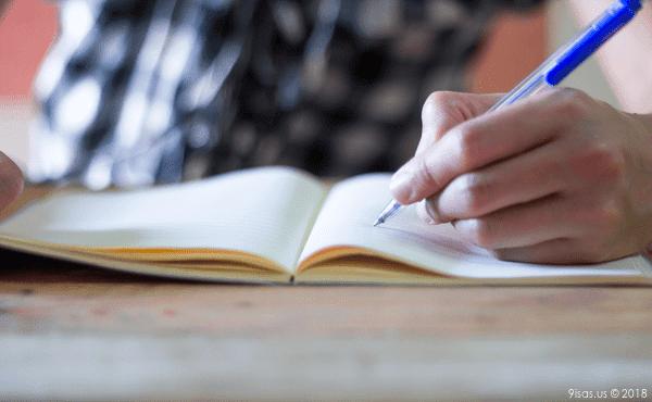 قصص مغربية بالدارجة في طور الكتابة