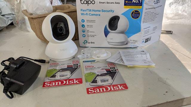 Beli CCTV Rumah Terbaik Jenama TAPO C210 Dengan Harga Bawah RM150