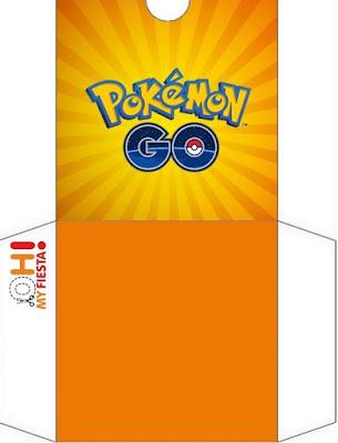 Funda de Pokemon Go para CD's para imprimir gratis.