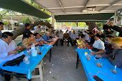 Ratusan TIM Advokat PERADI SAI Makassar Mendesak Polres Sidrap Tuntaskan Kasus Kekerasan Terhadap Advokat