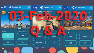 My Telenor Play and Win 03-02-2020