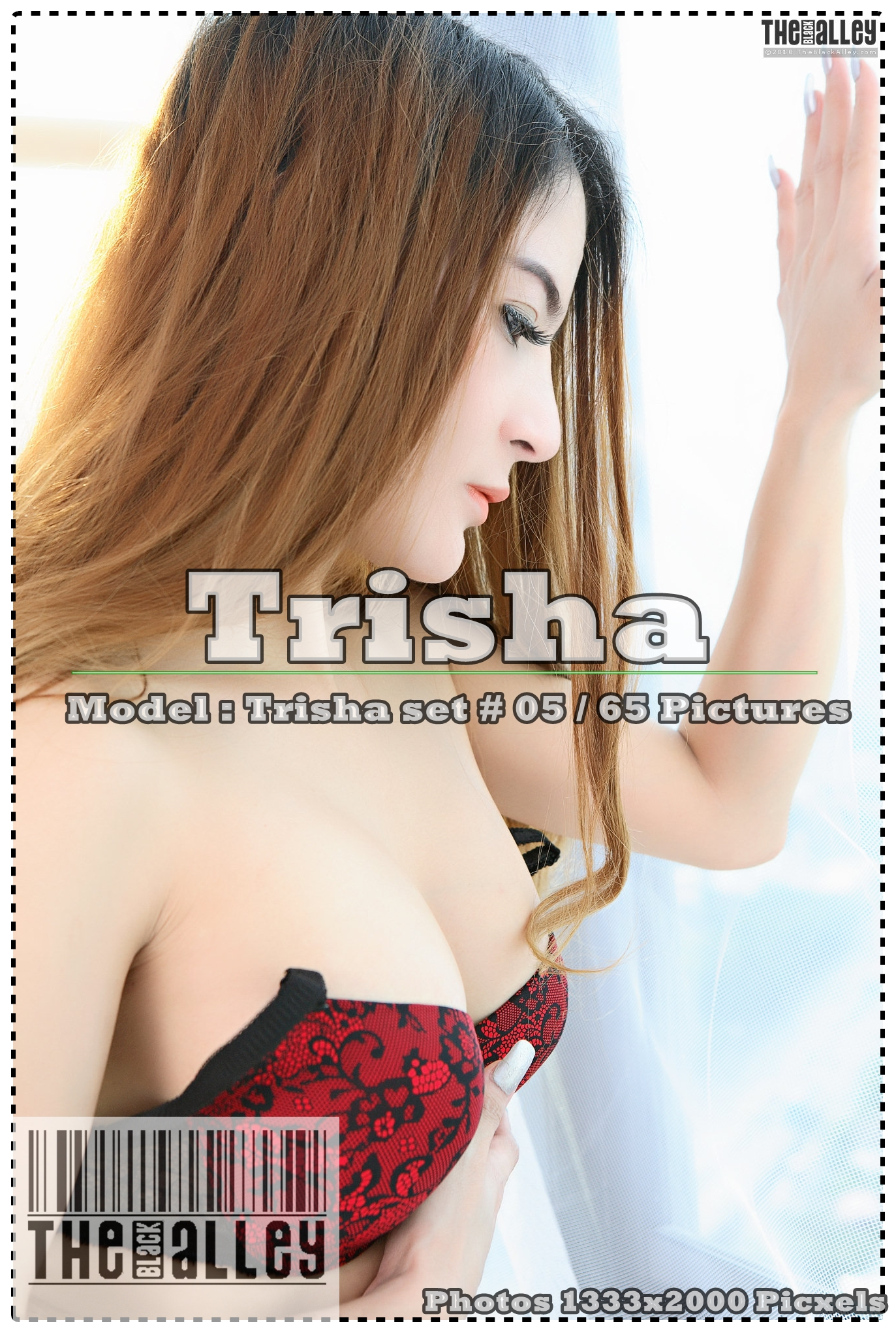 litu 100 archives: [TheBlackAlley] Trisha Set 05