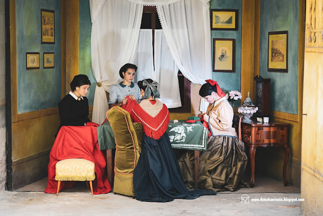 Quadri Viventi a Modigliana