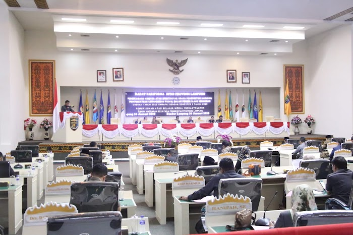 DPRD Provinsi Lampung Mengapresiasi Upaya Gubernur Arinal Selesaikan Hutang DBH