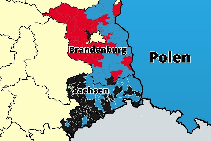 Deutsche Karte Vor Dem 1 Weltkrieg.Der Postillon Reparationen Mit Polen Geklart Deutschland