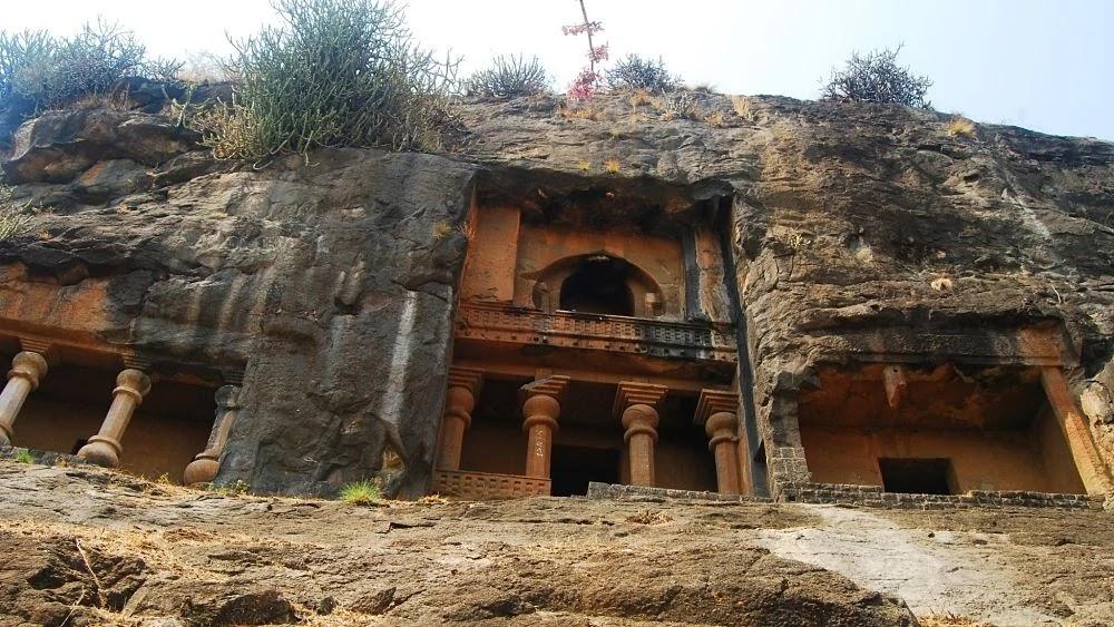 Manmodi Caves Bhimashankar