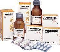 AMOKSINA 500 mg Tablet