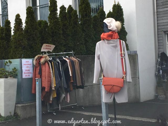 Kleiderladen in Merlischachen