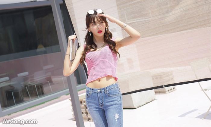 Người đẹp Lee Tae Eun trong bộ ảnh thời trang tháng 6/2017 (120 ảnh)