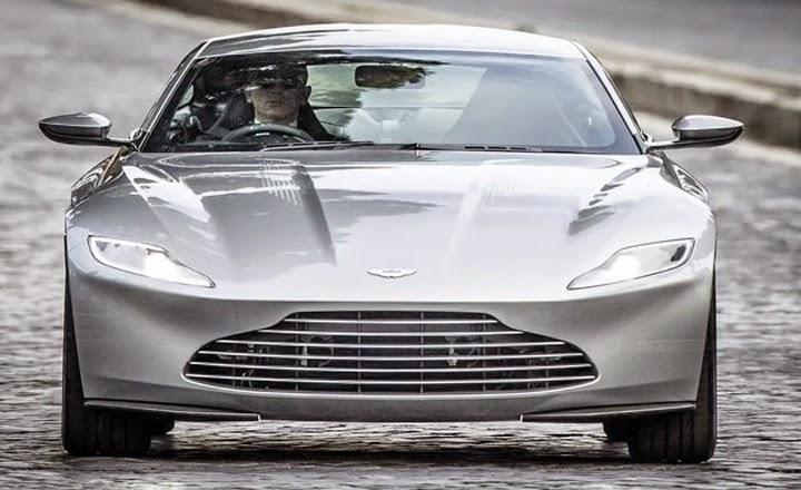 Naomie Harris Spectre James Bond 007 First Exclusive Behind