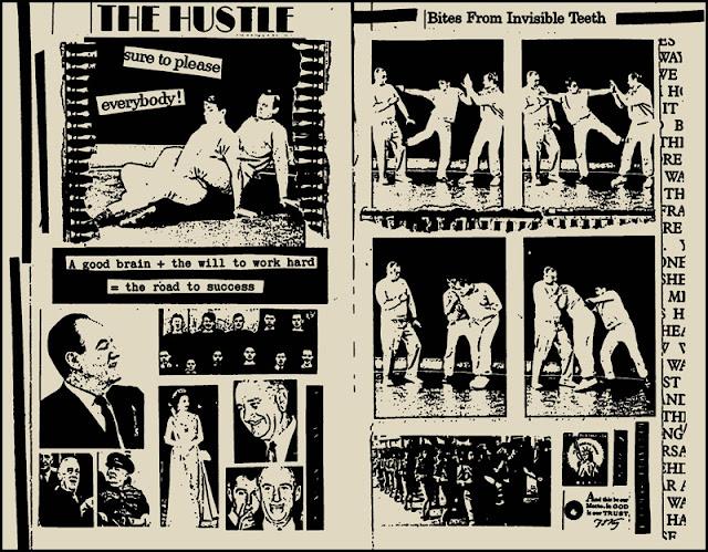 Disco self defense altered book