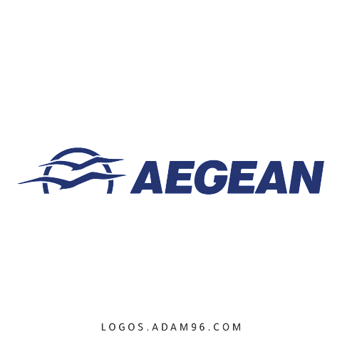 Download Logos Aegean Airlines Logo 2020 - PNG Vector