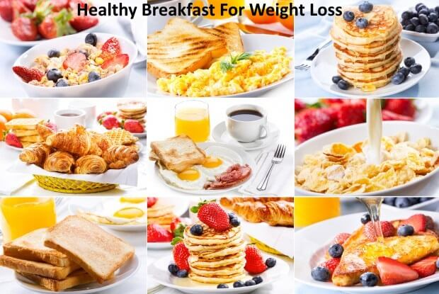 Healthy Breakfast For Weight Loss, Healthy Eating, Weight Loss