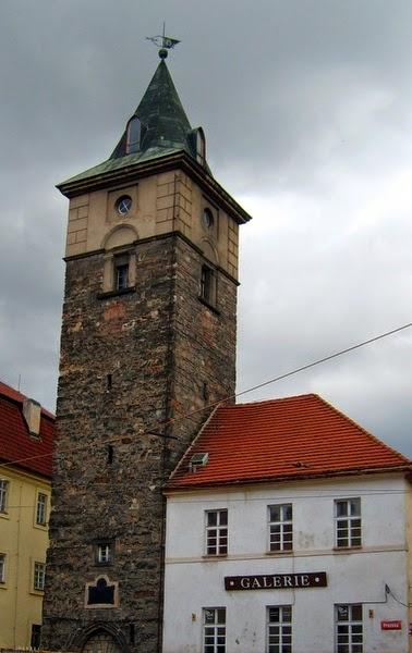 Torre del Agua (Pilsen, República Checa)