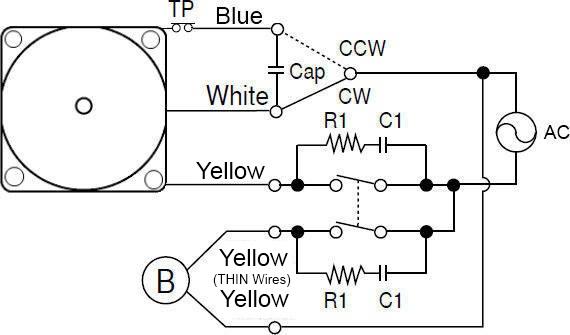 Ac Motor Speed Picture: Ac Motor Wiring