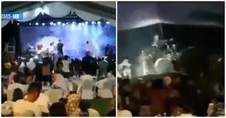 Ινδονησία: Τσουνάμι «καταπίνει» συγκρότημα και θεατές σε συναυλία και το βίντεο κόβει την ανάσα