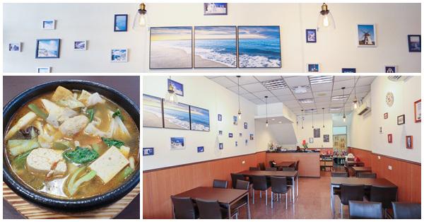 台中沙鹿有一間蔬食館|咖啡簡餐、石鍋拌飯,料多味美,家樂福旁