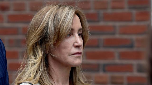 Sentencian a 14 días de prisión a la estrella de 'Mujeres desesperadas' por fraude universitario