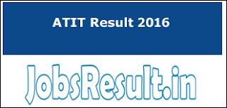 ATIT Result 2016