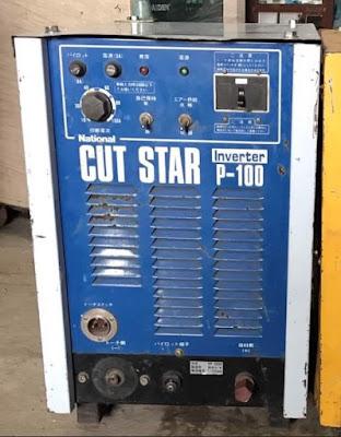 Máy cắt plasma cut 100 Pana
