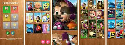 Game Edukasi Anak Taman Hiburan: Mini
